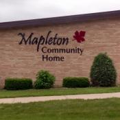 Mapleton Commuity home