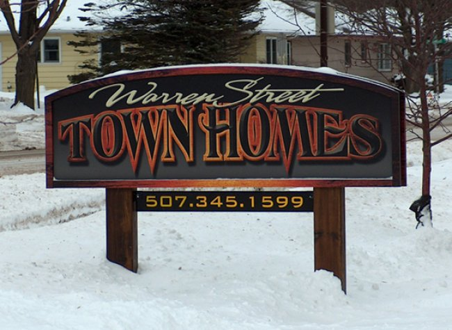 Warren St town homes43