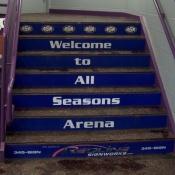 ASA stairs