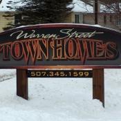 Warren St town homes43