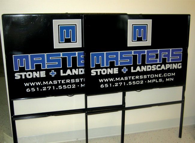 Masters Real Estate Signs
