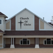 Church Aluminum cross4