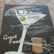 Buzz floor graphica