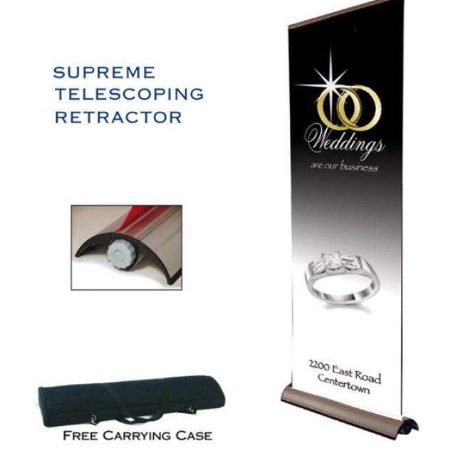 supreme telescoping retractor