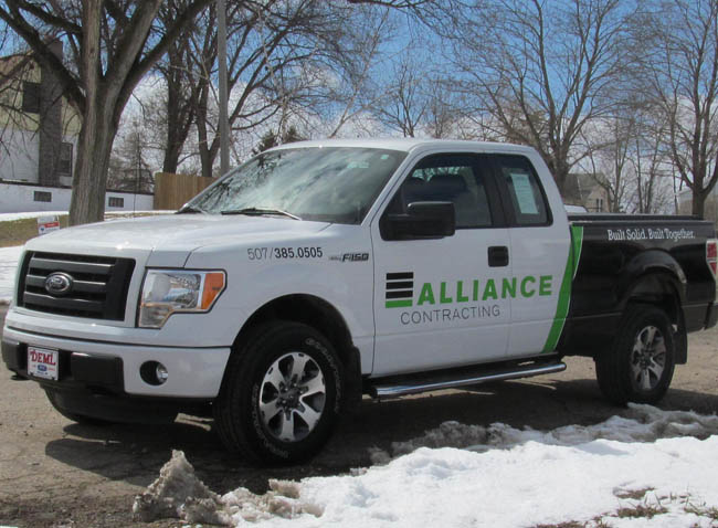 alliance-pickup