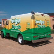 Spring Touch Commercial Van