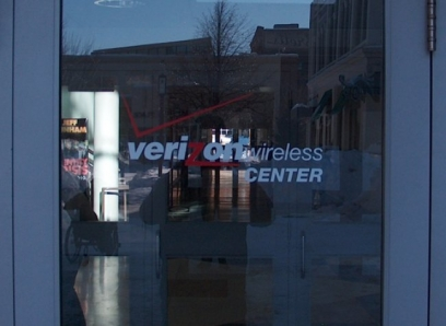 verizon door
